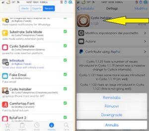 Come rimuovere Cydia dall'iphone: immagine illustrativa