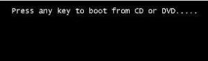 Come installare Windows 7: Immagine di boot non visibile: aggiornare il browser