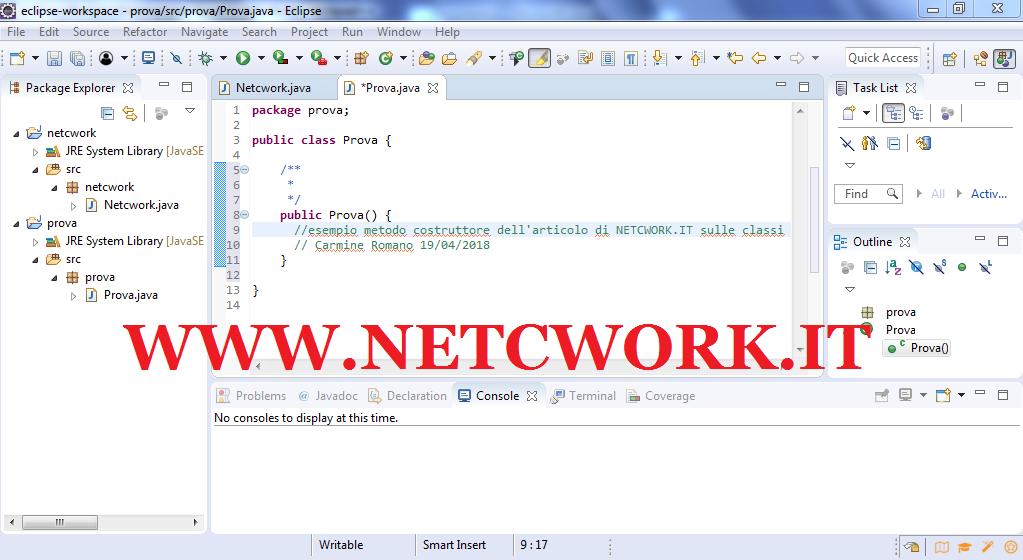 I packages in Java: immagine illustrativa