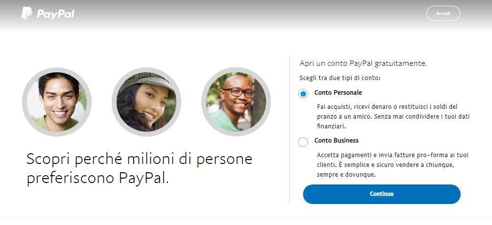 Come ricevere pagamenti con PayPal
