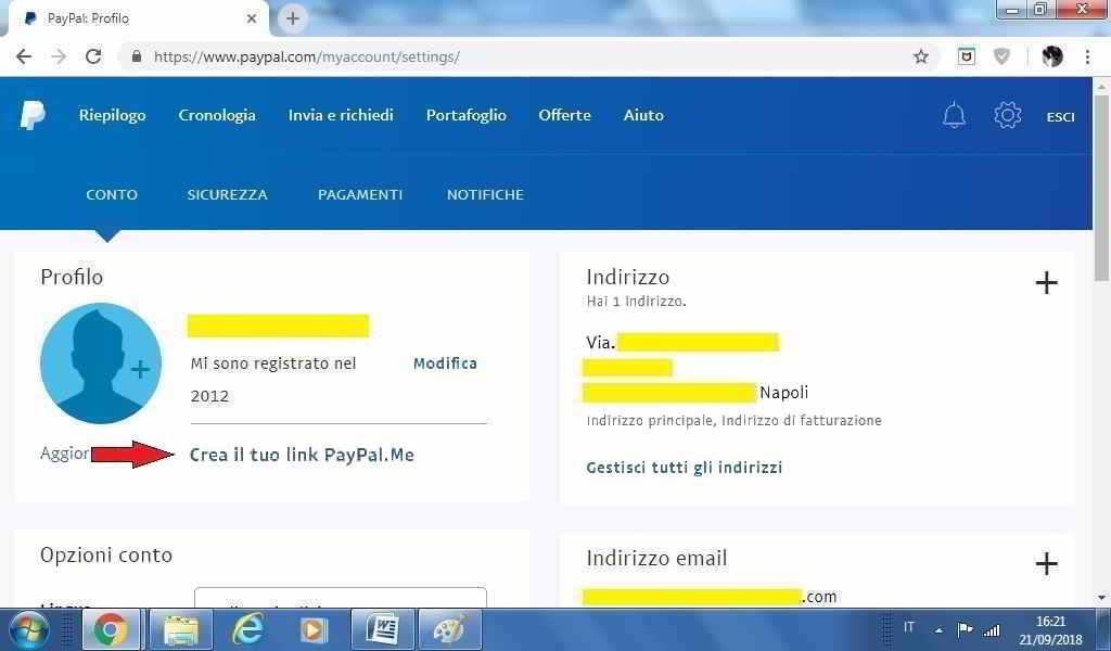 Come farsi pagare con PayPal