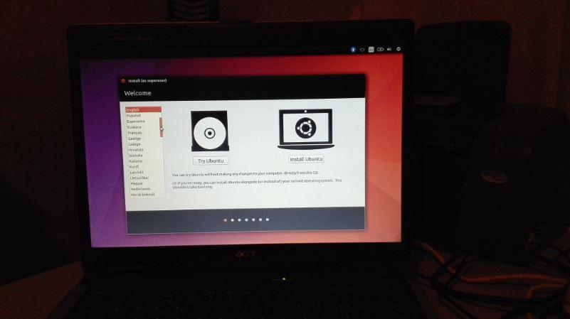 Come installare un sistema operativo da chiavetta USB