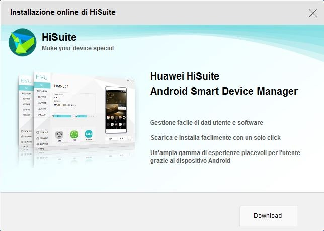 Download Hisuite