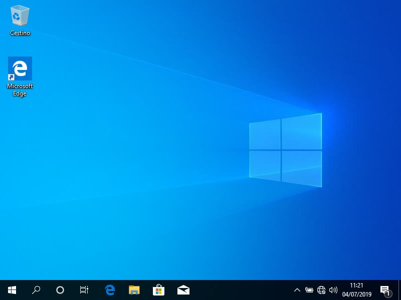Come installare Windows 10