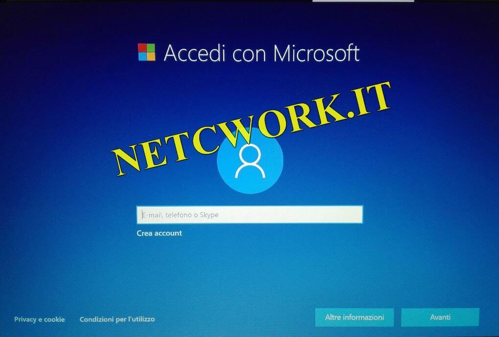 Come configurare Windows 10