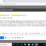 Come inviare una cola email a molteplici destinatari