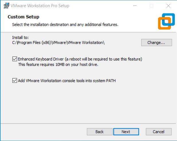 Come configurare VMware su Windows