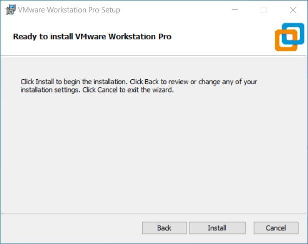 Come installare VMware su Windows