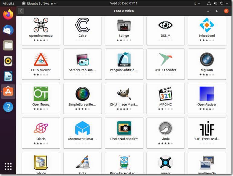 Come installare Gimp su Ubuntu