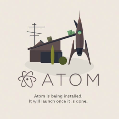 Come installare Atom su Windows
