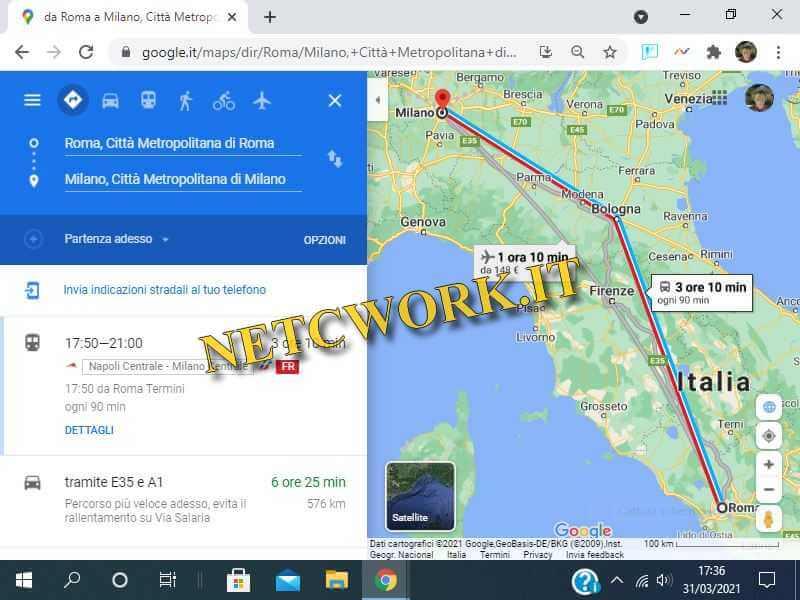 Come utilizzare Google Maps